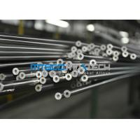 Buy cheap TP304 TP316 Precision Stainless Steel Tubing Mesh Belt Furnace Annealing from wholesalers