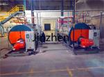 Buy cheap Industrial Horizontal Fire Tube Natural Gas Diesel Heavy Oil Lpg Fired Steam Boiler for Food Industry from wholesalers