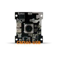 Wholesale OV5648 1080P HD Megapixel USB2.0 camera module for face recognition with dual microphones 30fps OTG plug play from china suppliers