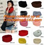 Buy cheap Large Women Warm Winter Long Striped Shawl Wrap Tassel Scarf Thick Wool Crochet Scarves from wholesalers
