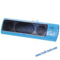 Buy cheap New SD/MMC USB FLASH Drive Stereo MP3 Mini Portable Speaker/Speakers from wholesalers