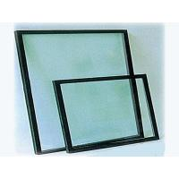Buy cheap Flat Decorative Tempered Glass Panels For Architectural Windows ,12mm Thickness from wholesalers