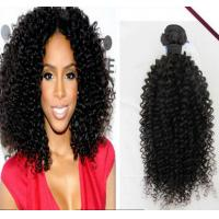 100g Full Cuticle Unprocessed Brazilian Hair , Real Virgin Hair Can Be Ironed