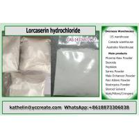 Buy cheap Pharmaceutical Raw Powder Lorcaserin hydrochloride For Weight Loss 846589-98-8 from wholesalers