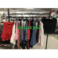 Buy cheap Southeast Asia Used Summer Clothes Cotton Material Womens Second Hand Clothing from wholesalers