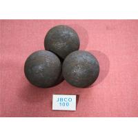 Cement Plants Hot Rolling Grinding Media Steel Balls for Ball Mill / Chemical Industry Manufactures