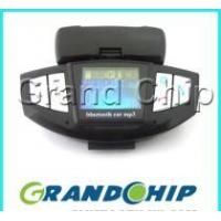 Buy cheap Bluetooth Car MP3 Player from wholesalers