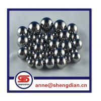 Buy cheap 1/4 inch steel balls from wholesalers