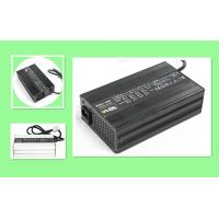 Buy cheap Aluminum Lithium Battery Smart Charger 12V 40A Max 14.4V Or 14.6V Size 230×135×70 mm from wholesalers