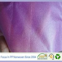 Wholesale Factory supply 100% polypropylene spunbond laminated fabric from china suppliers