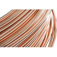 Buy cheap Air Conditioning Copper Pipe 6 * 0.7 mm For Freezer , Condenser from wholesalers