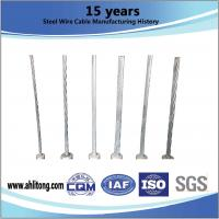 """Wholesale 1/4"""",5/16"""" and 3/8""""Zinc-coated Steel Wire Strand from china suppliers"""