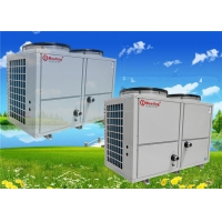 Buy cheap Md150d Top Blowing Central Air Conditioning Unit Air Cooled Low Temperature Water Chiller from wholesalers