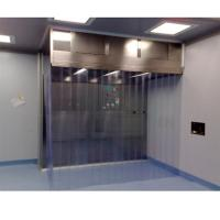 Buy cheap PVC Curtain Door Dispensing Booth GMP Standard With HEPA Filter from wholesalers