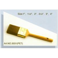 Buy cheap Polyester PET Chinese bristle paint brush No.3031 from wholesalers