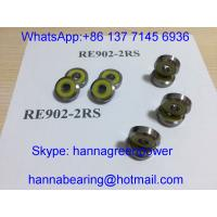 RE902-2RS / RE902-RS / RE902RS Guide Roller Bearing / Automotive Journal Bearing / Deep Groove Bearing Manufactures