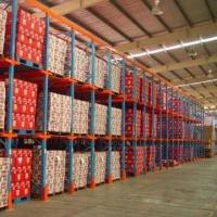 Buy cheap Industrial heavy duty warehouse storage rack system drive in pallet rack from wholesalers