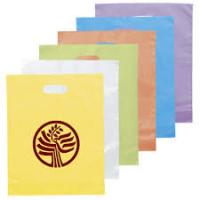 Buy cheap Die Cut Plastic Bag LDPE Material Plastic Bag For Clothes Carrying from wholesalers