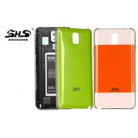 Buy cheap Samsung TPU Cell Phone Protective Covers Galaxy Note3 Battery Cases Jelly Colors from wholesalers