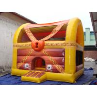 Buy cheap Treasure Box Inflatable Bouncer from wholesalers