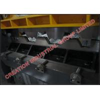 Buy cheap Galvanized and Galvalume Iron Floor Deck Slab Sheet Rolling and Cutting Machine with Strong Steel Roller from wholesalers