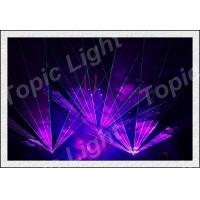 Wholesale 15W RGB Full Color Laser Stage Light , 60Kpps ILDA DMX 637nm Red Laser Light For Advertising from china suppliers