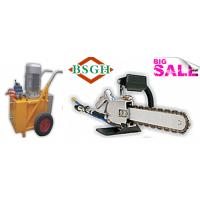 Buy cheap Easy manipulation BS-35pro hand-held diamond chain saw BSGH hydraulic hole saw from wholesalers