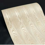 Buy cheap White Ash Paper Backed Veneer   Paper Backing Ash Wood Veneer Sheet from wholesalers