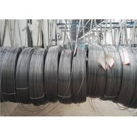 Buy cheap Low Carbon Single Wall Steel Tube Round Coil For Refrigerator Condenser Coiled from wholesalers