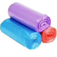 Buy cheap PLA Plastic Biodegradable Garbage Bags Heat Sealing Type SGS / MSDS Approval from wholesalers