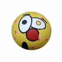 Rubber Basketball Manufactures