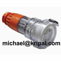 Buy cheap Industrial plug connector cord IP66 from wholesalers