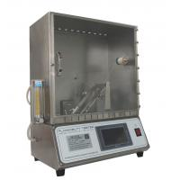 Buy cheap CRF 16-1610 Toys 45 Degree Automatic Flammability Test Apparatus / Equipment product