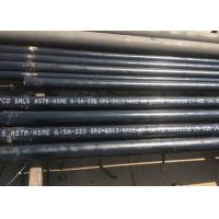 Buy cheap A333 Gr6 Seamless Carbon Steel Tube For Low Temperature Pressure Vessel from wholesalers