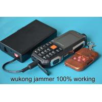 Buy cheap 36V Radio Signal Jammer , Double Switch Wukong Machine Jammer 85X50X21MM from wholesalers