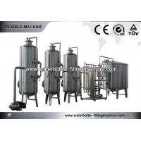 Buy cheap Drinking Water Treatment Systems With Ozone Sterilizer , Active Carbon Filter from wholesalers