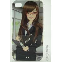 Buy cheap Colorful QQ Show for iPhone 4S Protective Cases from wholesalers