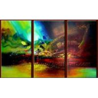 Buy cheap Decorative Modern Abstract Oil Painting from wholesalers