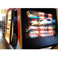 Buy cheap 3kw 5D Movie Theater Roller Coaster Simulator With Electric Motion Dynamic Seats System from wholesalers
