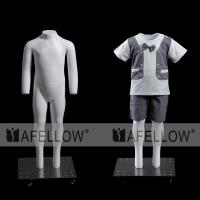 Buy cheap Wholesale full body no head kid adjustable ghost mannequin torso from wholesalers