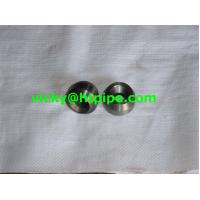 Buy cheap ASTM A182 F51 F53 F55 F44 F904L forged socket threaded elbow tee cap cross coupling from wholesalers