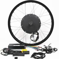 Buy cheap 1500W 26 Inch Electric Bike Conversion Kit Front Wheel Entry Level Enough Power from wholesalers