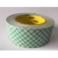 Buy cheap Thick 0.15MM Double Sided Masking Tape With Solvent Free Manufacturing Process from wholesalers