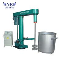 Buy cheap Hydraulic Lifting Paint Mixing Machine High Speed Disperser With 30kw from wholesalers