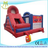 Buy cheap Hansel Cheap price new design inflatable obstacle course for rent from wholesalers