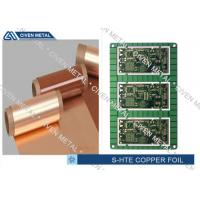 Wholesale Single Shiny Heavy ED PCB Copper Foil 1/4OZ ~ 3OZ 1295mm×1295mm from china suppliers