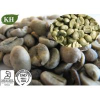 China Green coffee bean extract 50% Total chlorogenic acids on sale