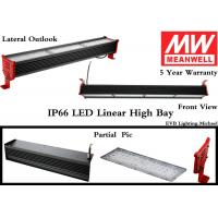 5500-44000lm Hanging LED Linear High Bay IP66 With PMMA Lens , 285*140*125mm Manufactures