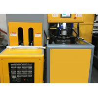 Buy cheap Semi-automatic 1000BPH-1200BPH 500ml 2 Cavity PET Bottle Blow Molding Machine with PET Preform from wholesalers
