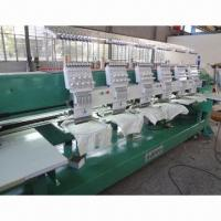 Buy cheap Cap/T-shirts/Garments Making Embroidery Machine from wholesalers